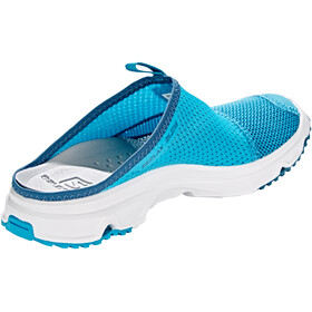 Salomon W's RX Slide 4.0 Shoes Caneel Bay/White/Mallard Blue